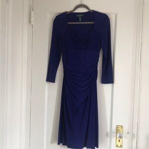 Lauren Ralph Lauren Rouched Dress